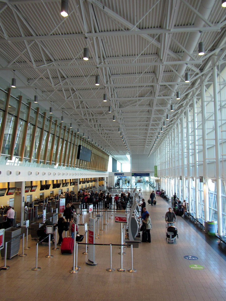 Quebec Airport has a single passenger terminal.
