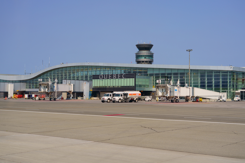 Quebec City Jean Lesage International Airport is the main international airport serving the city of Quebec in Canada.